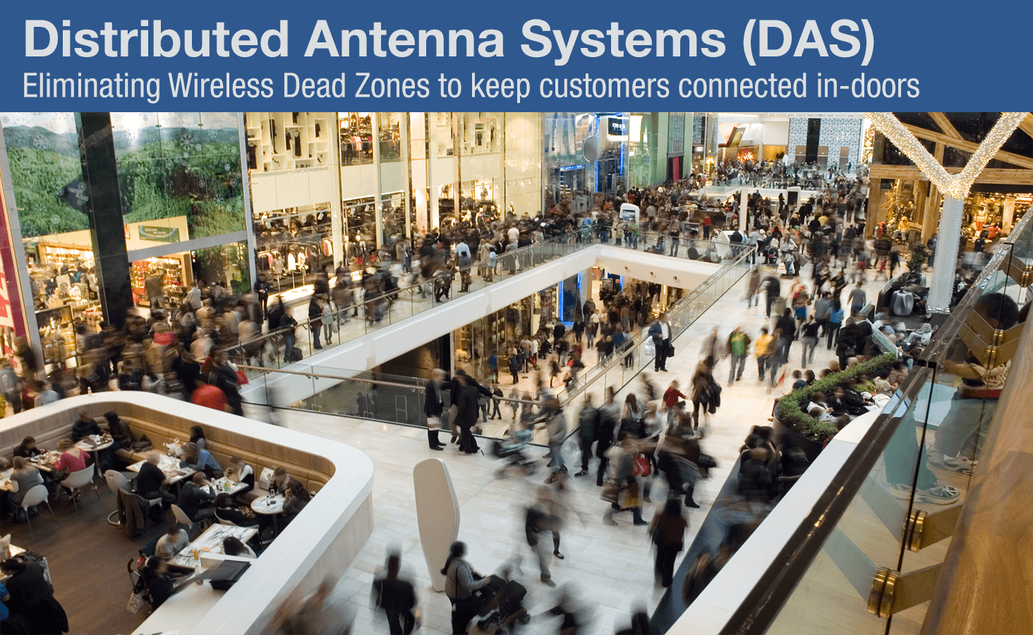 Distributed Antenna Systems (DAS)